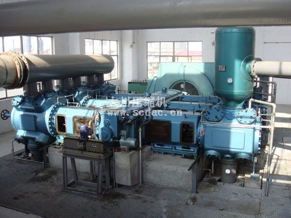 6M-160/230 CO2 and air compressor